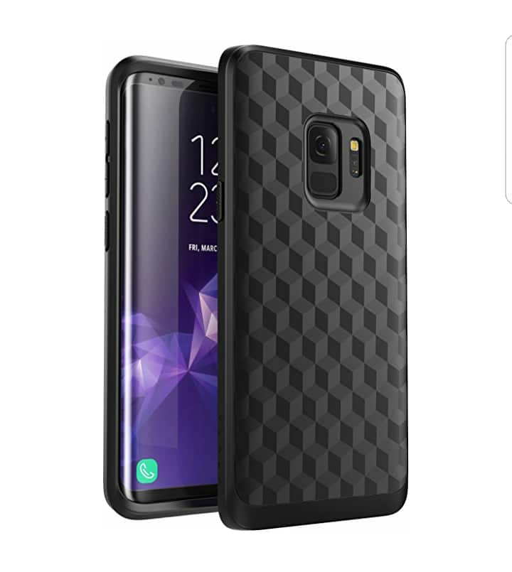 Samsung Galaxy S9 Slim Case for $3.96 AC and FS with Prime