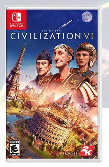Civilization VI - Nintendo Switch - $29.99 on Amazon
