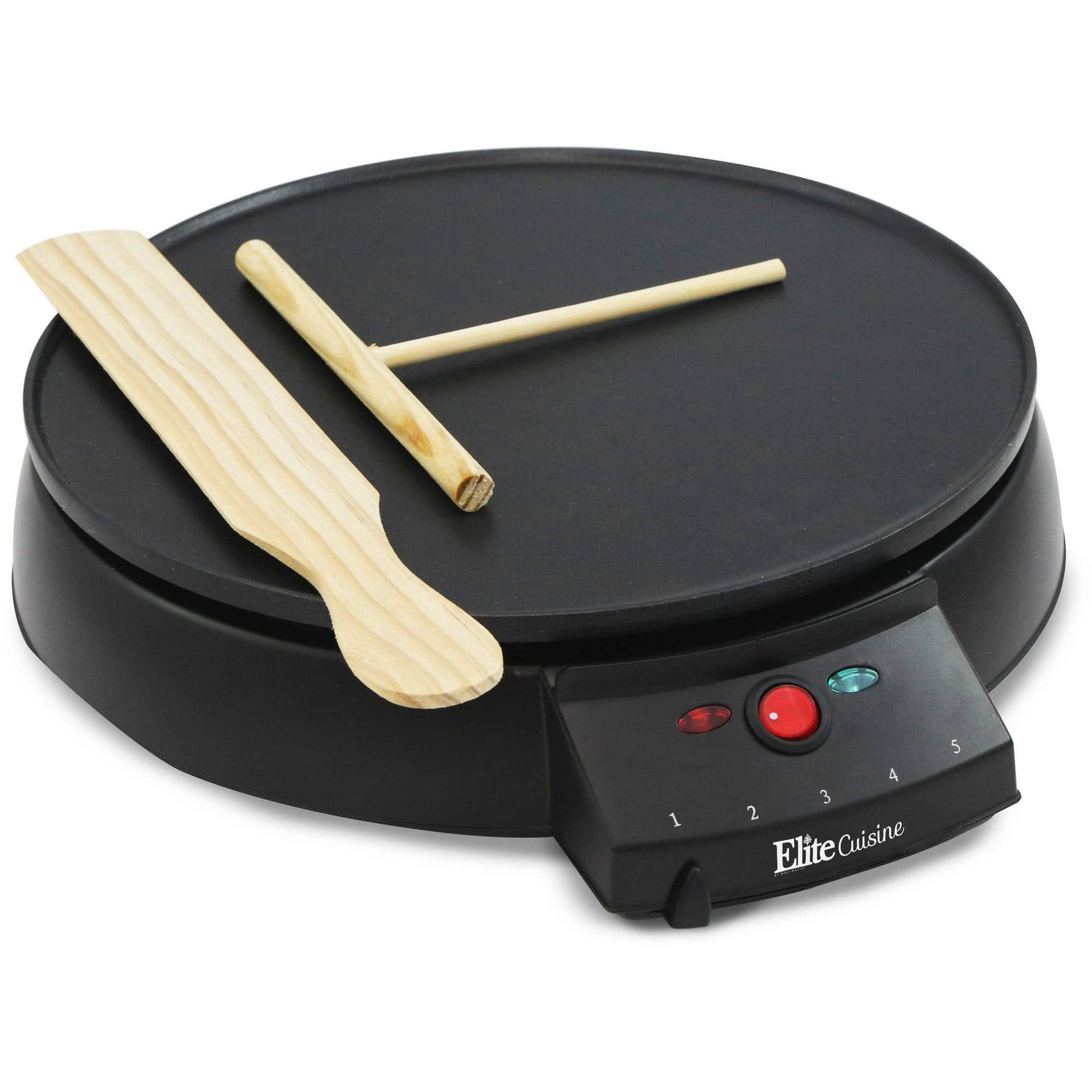 Elite Cuisine ECP-126 Crepe Maker and Griddle $17.39