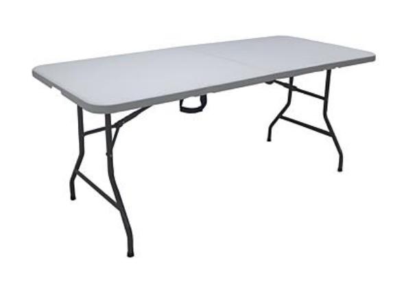 Northwest Territory Folding Table $23.99