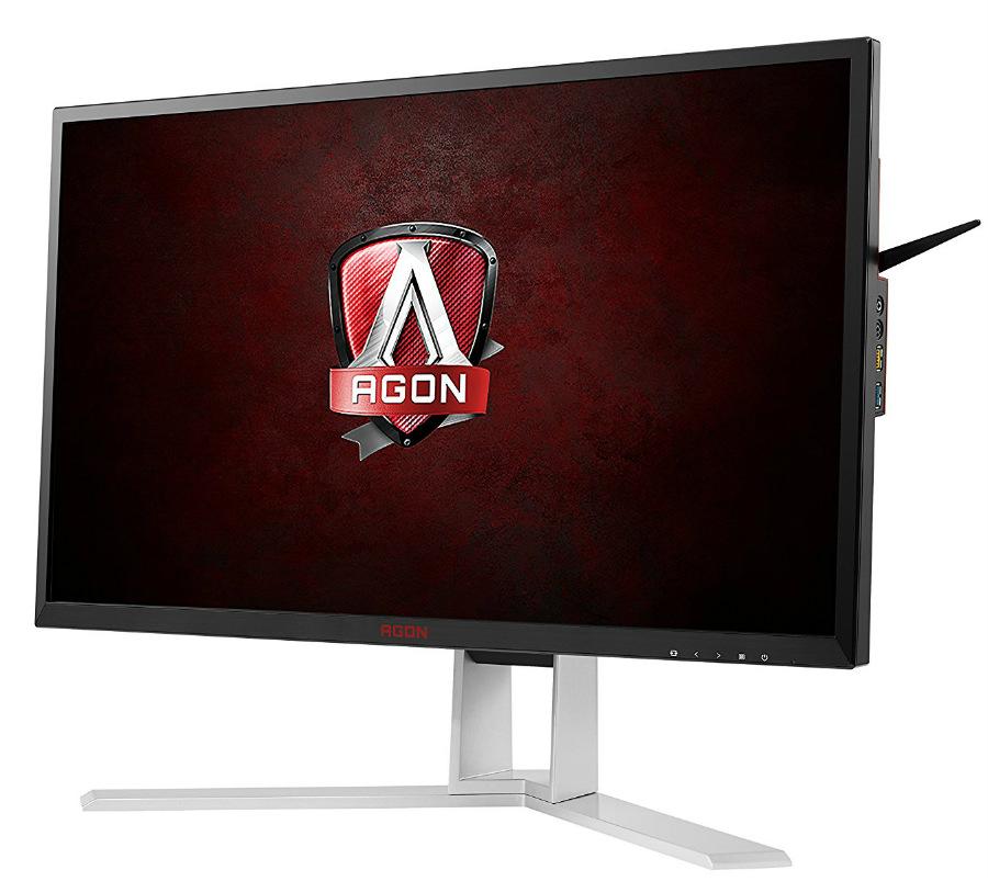 AOC Agon AG271QG 27-inch LED Gaming Monitor w/ G-Sync $549.99