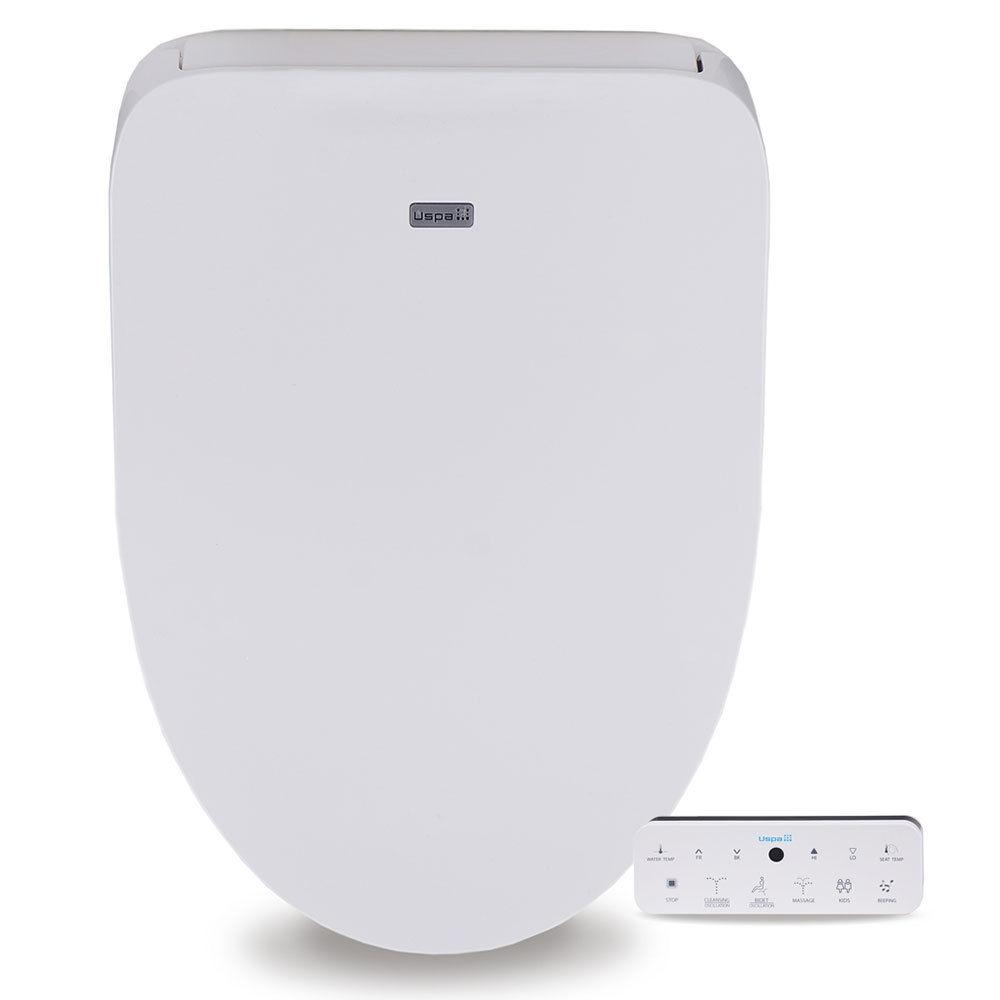 BioBidet USPA UB-4800 Divine Bidet Seat Washlet Heated Seat w/ Wireless Remote for $174.99 @Ebay +FS