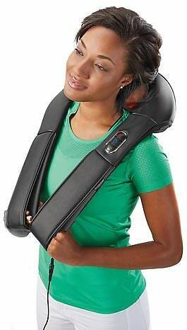 Brookstone® Shiatsu Neck & Back Massager with Heat for $69.95 @HSN
