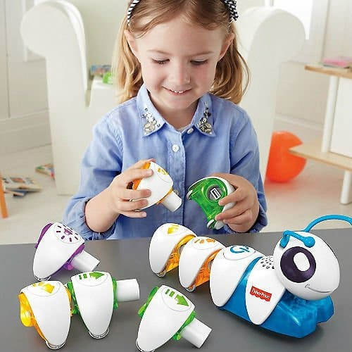 Fisher-Price Think & Learn Code-a-Pillar Toy for $19.88 @Amazon