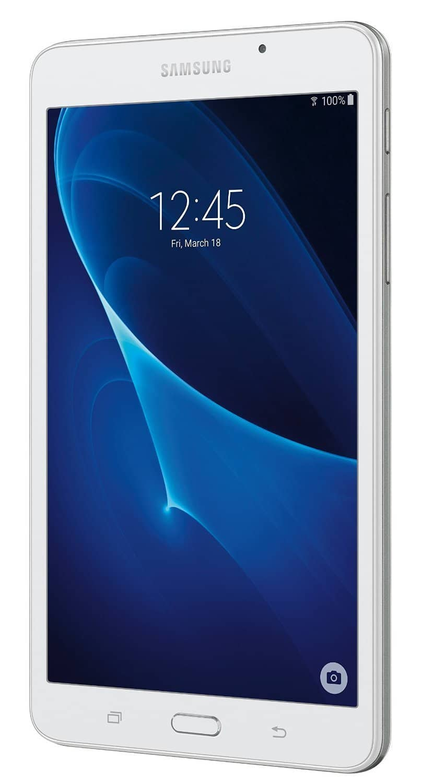 """Samsung - Galaxy Tab A 7"""" 8GB - White $79.98"""