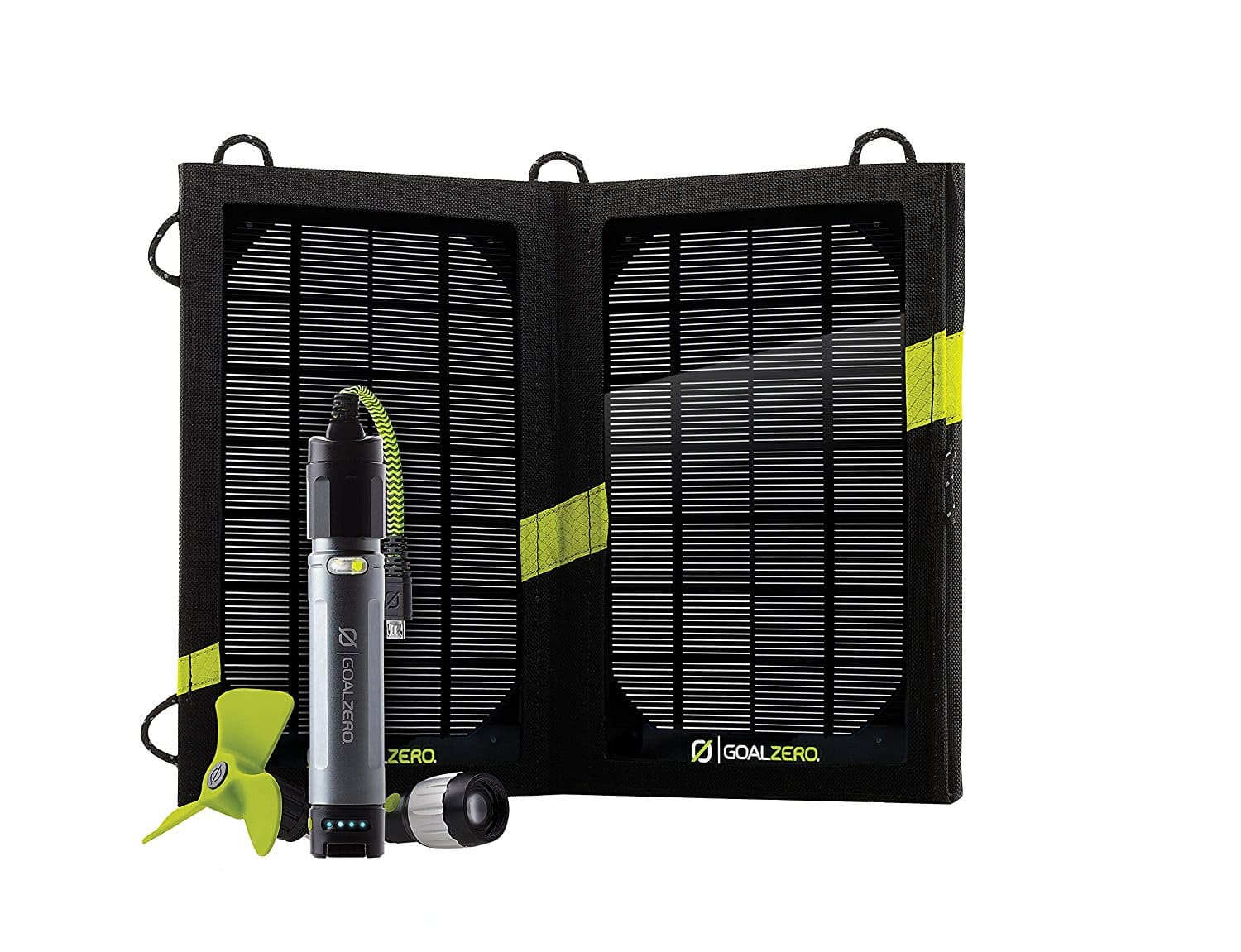 Goal Zero Switch 10 Recharger with Nomad 7 Solar Panel $29.81 at Sams Club YMMV