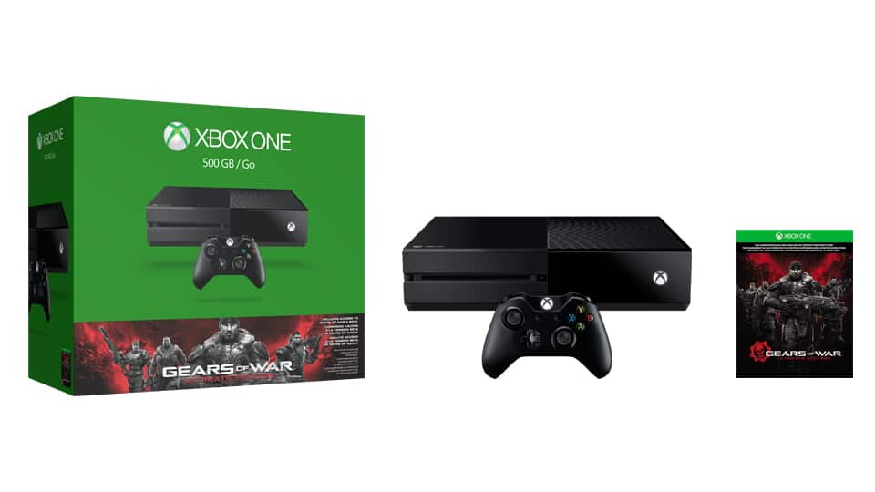 $269 Xbox One GOW Gears of War Bundle - Jet.com - New - Shipped!