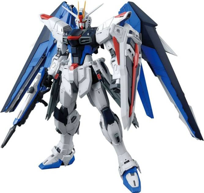 Bandai Gundam Freedom 2.0 1/100 MG Model Kit $35 @ Barnes & Noble *B&M ONLY*