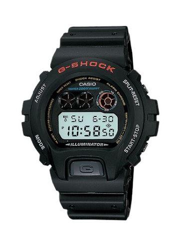 Casio Men's G-Shock Watch - Black (DW6900-1V) for 32.99