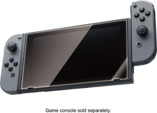 @Bestbuy HORI - Screen Protector for Nintendo Switch $4.99