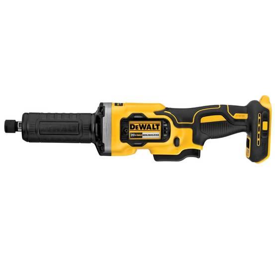 DeWALT DCG426B 20-Volt MAX 1-1/2-Inch No Lock-On Die Grinder - Bare Tool PLUS Free gift - MaxTool free shipping $189