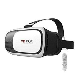 ELEGIANT 3D VR Headset with Bluetooth Remote Control for $9.99 SHIPPED Amazon Prime
