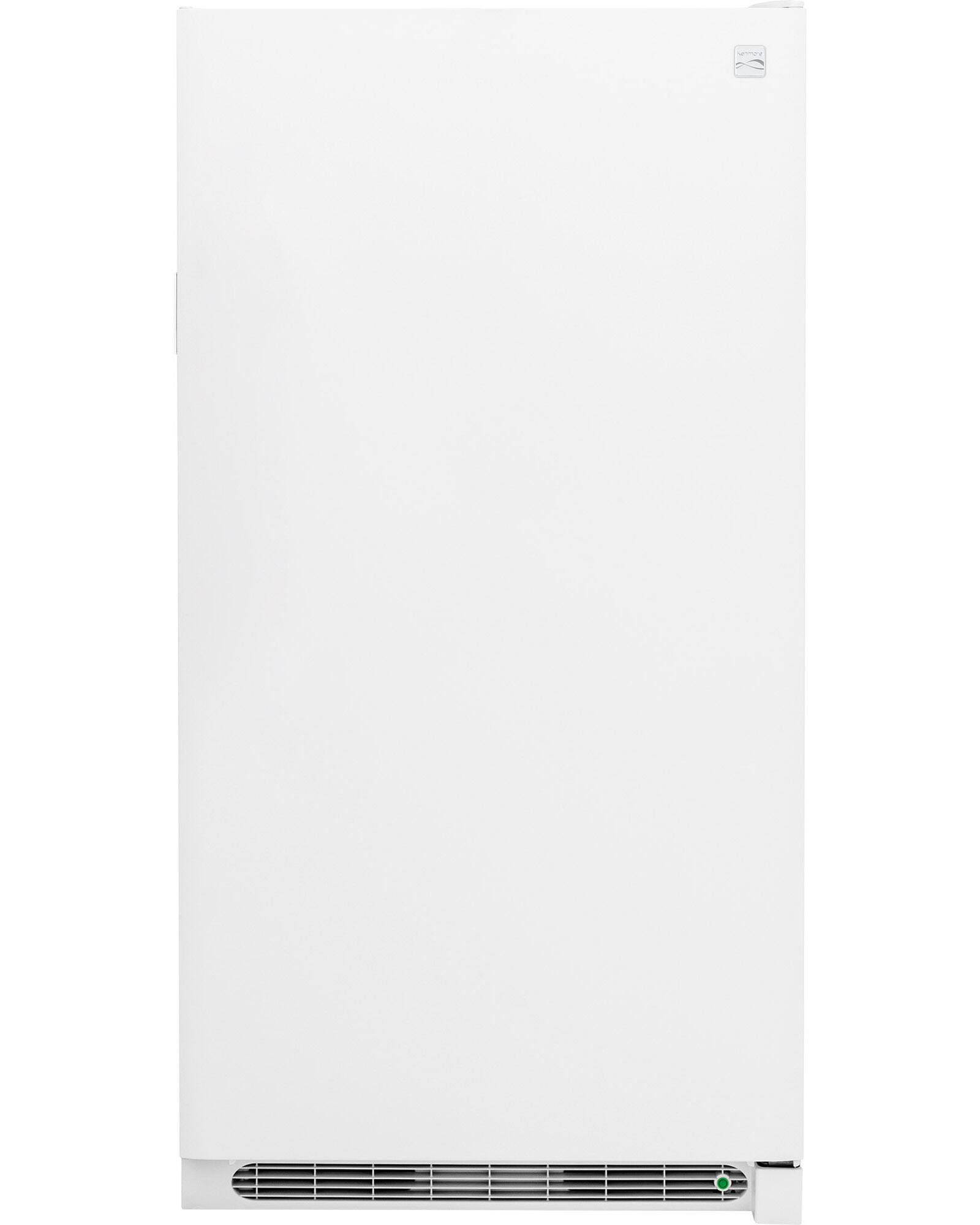 Kenmore  17.3 cu. ft. Upright Freezer - White $355 after coupon, in store pick up YMMV