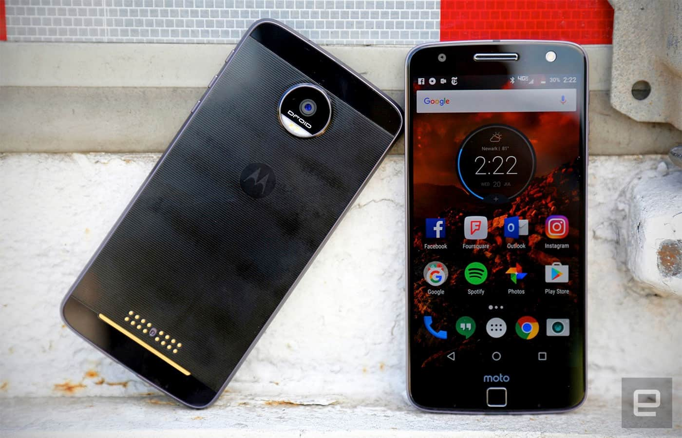 Moto Z Force Droid $312.00 Verizon online