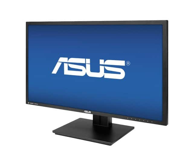 "Asus 28"" 4K UHD monitor 1ms @Bestbuy for $400"