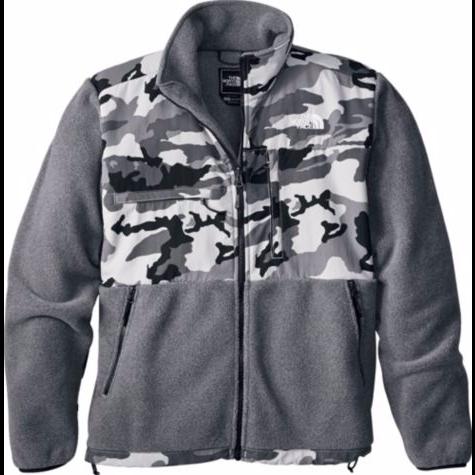 6a8c165bb The North Face - Men's Denali Camo Fleece L/XL + Regular/Tall $39.99 ...