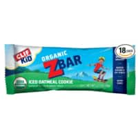 CLIF Kid ZBAR - Organic Energy Bar - (Iced Oatmeal Cookie) Pack of 18, $  8.12 or less