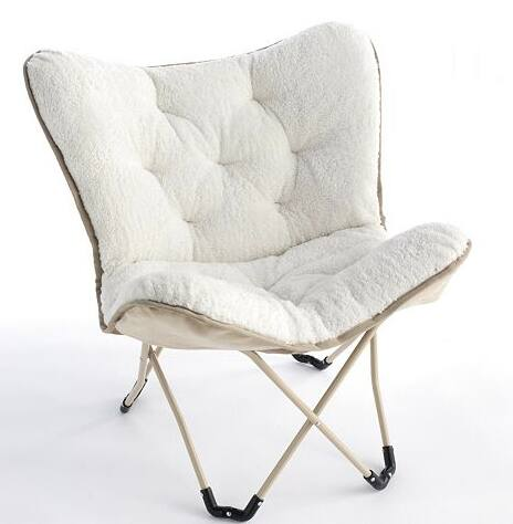 Simple By Design Memory Foam Butterfly Chair $27.99 shipped at Kohl's w/ card