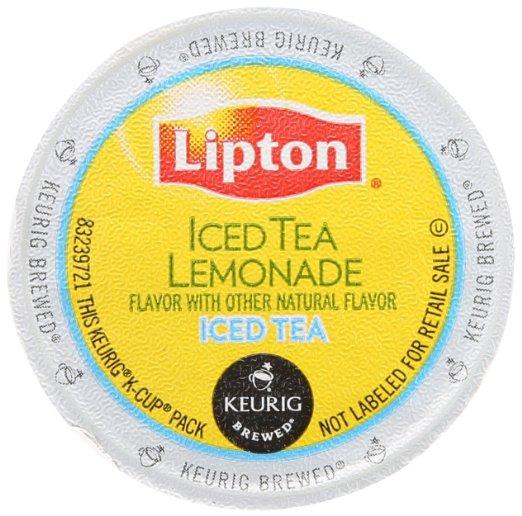 PRIME PANTRY Lipton Iced Tea K Cups, Lemonade 10 count  $1.00