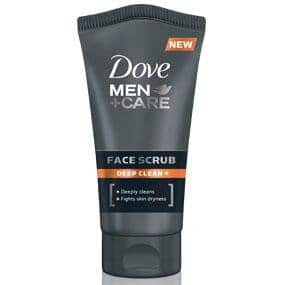 Dove Men + Care Deep Clean Face Wash, 5 Ounce (Pack of 12)  $4.09 or less w/ s&s