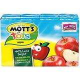 Mott's 100% Original Apple Juice, 6.75 fl oz boxes (Pack of 32) as low as $8.50