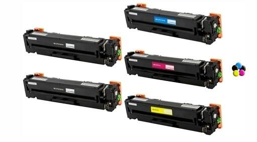 Good alternative Toner Cartridges for HP Color LaserJet Pro MFP M477fdwHP $122.94