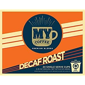 $28.5 for Dark Roast Coffee Kcups 100 count @amazon after promo code