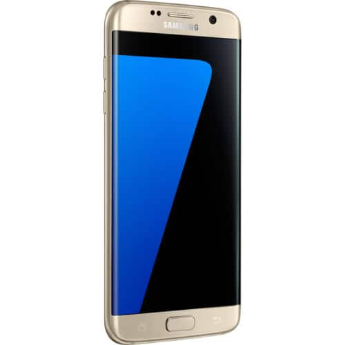 32GB Unlocked New Samsung Galaxy S7 Edge DUOS GSM 4G LTE Octa-Core GSM Smartphone (International Version) G935FD for $569.99