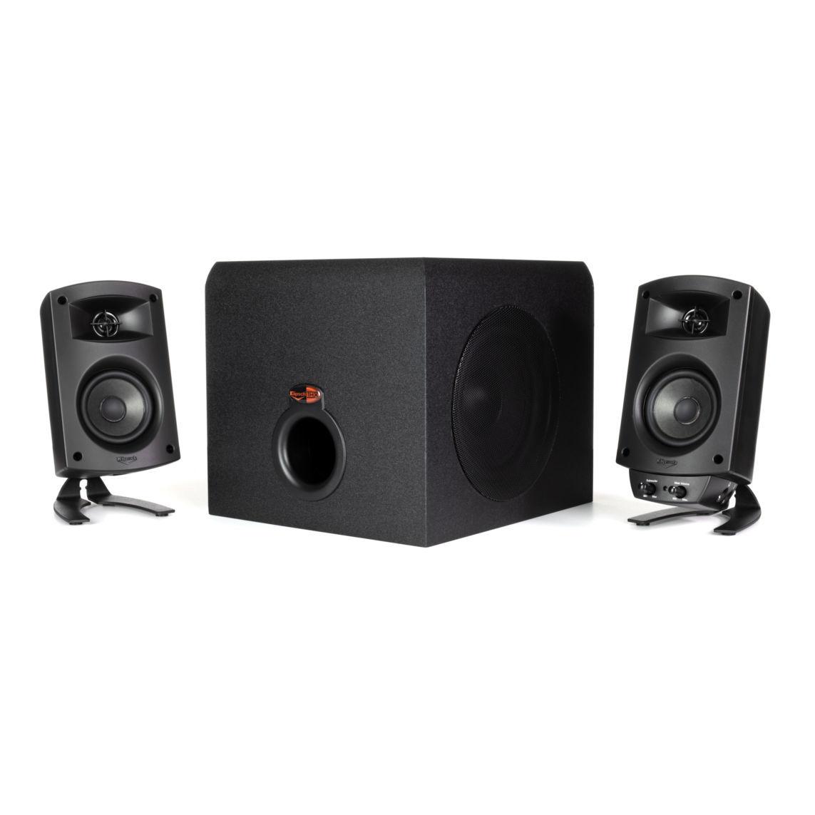 Klipsch ProMedia 2.1 THX Computer Speakers - Costco $139.99
