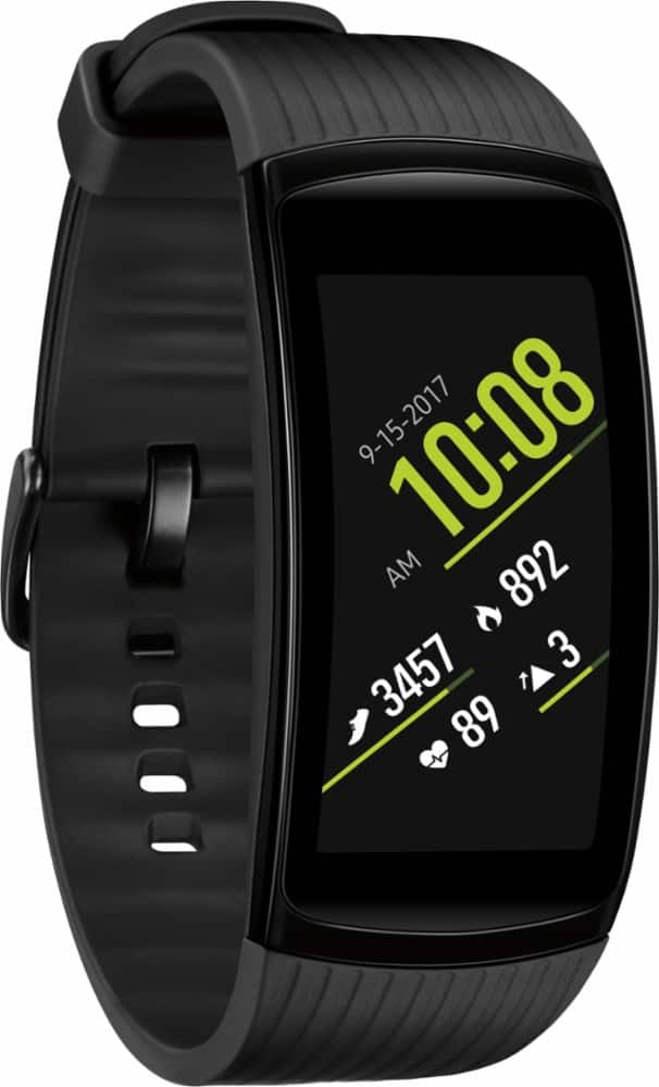 Samsung - Gear Fit2 Pro Fitness Watch for $169.99 from Best Buy