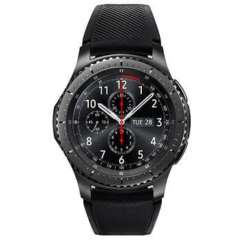 Samsung Gear S3 Frontier Smartwatch for $189.99