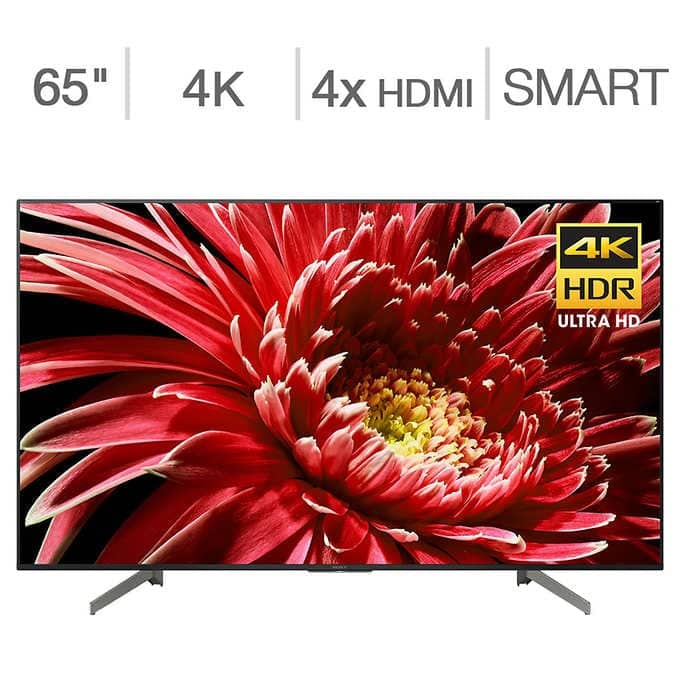 Sony 65 inch X850G for $799