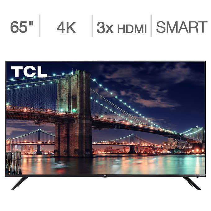 """TCL 65"""" Class - 6-Series for $599.99"""