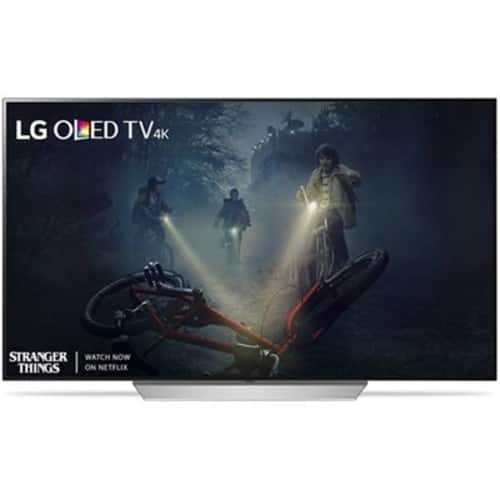 "LG OLED55C7P - 55"" C7P OLED 4K HDR Smart TV (2017 Model) - Refurbished $1399"