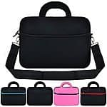 KOZMICC Neoprene 13-13.3 Inch Laptop Sleeve Messenger Style Bag w/Shoulder Strap (fits up to 13 inch Macbook/Ultrabooks) for $8.99 +FS @ Amazon.com