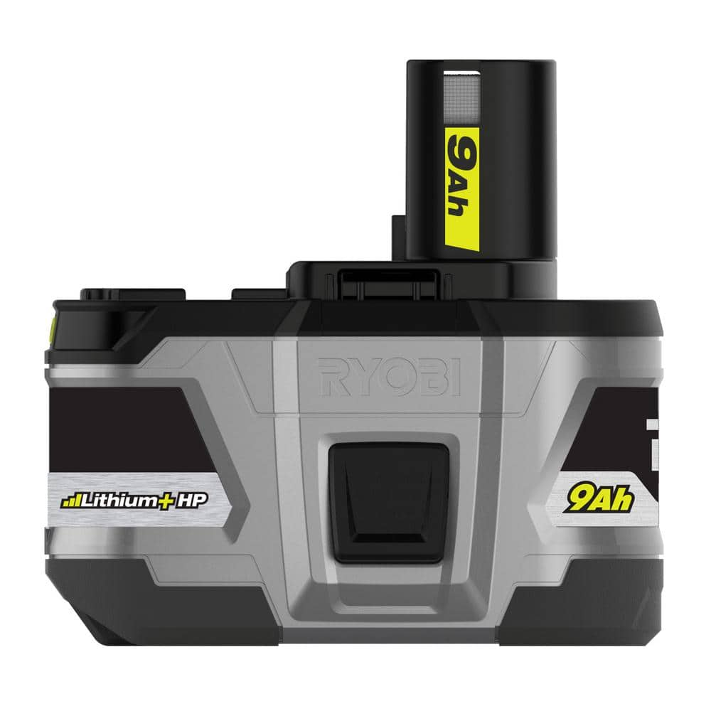 Ryobi 9Ah One+ 18V HP Battery (with 6 Gallon Vac + Charger Kit) $199 @ Home Depot