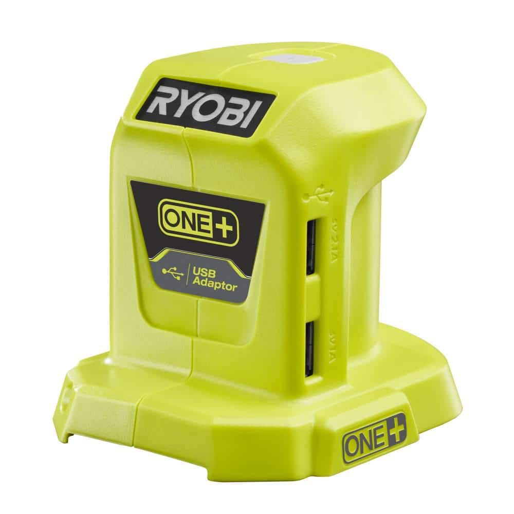 Ryobi P743 18V One+ USB Portable Power Source $21.97 @ Home Depot, Free Shipping To Store