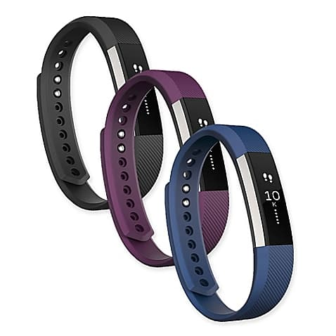 Fitbit Alta Various colors and Sizes on Bed Bath and Beyond $99.99