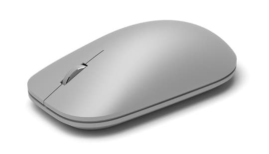 Microsoft Surface Mouse - Metal Style w Bluetooth - $20 off $29