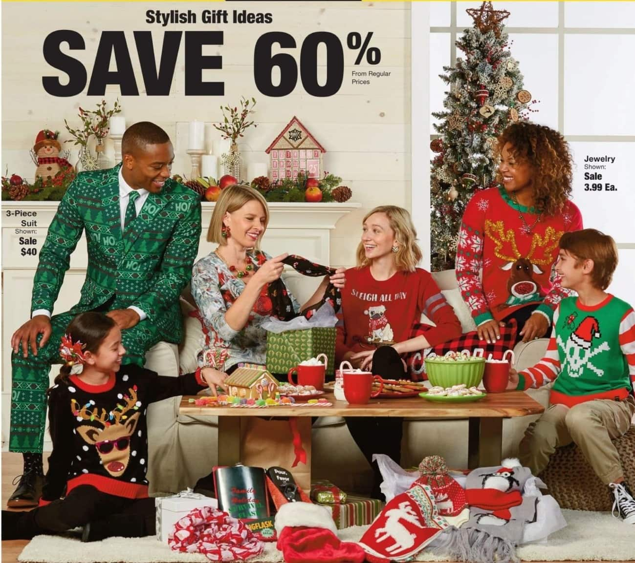 Fred Meyer Black Friday: Holiday Gift Ideas - 60% Off