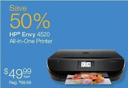 Quill Cyber Monday: HP Envy 4520 All in One for $49.99