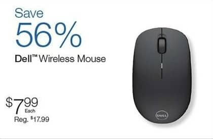 Quill Cyber Monday: Dell Wireless Mouse for $7.99