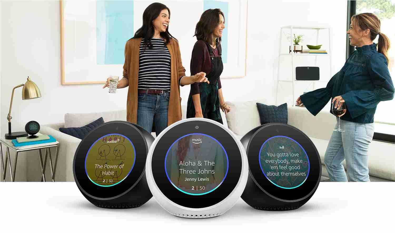 Amazon Echo Spot @Amazon - $99.99 Plus Free Shipping