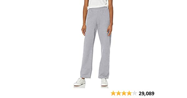 Hanes Women's EcoSmart Sweatpant – Regular and Petite Lengths - $5.96