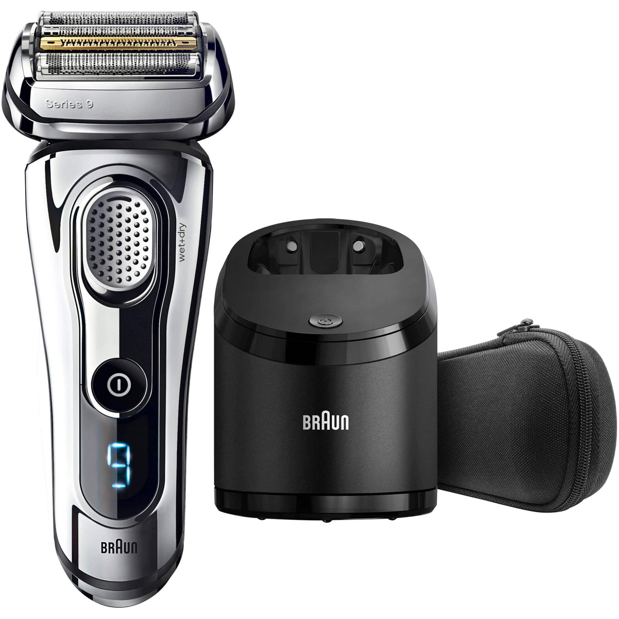 Braun and Panasonic Shavers on sale at Amazon $219.97