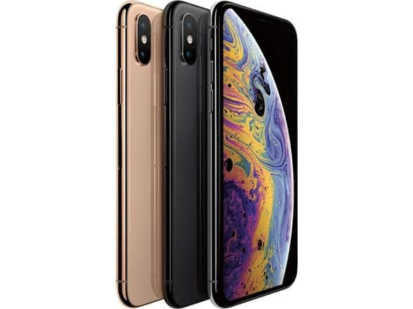 Apple iPhone XS Max (Fully Unlocked) (Scratch & Dent) 64GB $509.99
