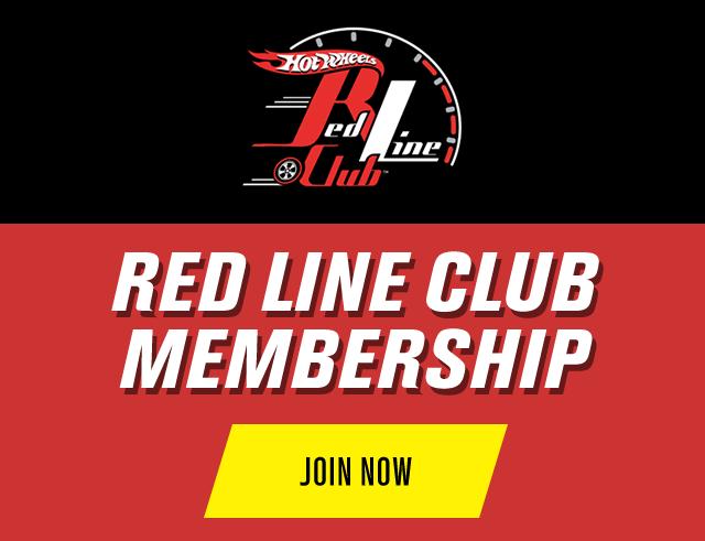 Hot Wheels Redline Club membership $24.99