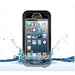 NAZTECH Vault Waterproof Cover for iPhone 5 / 5s $8 Shipped