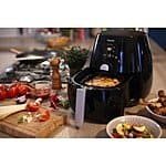 Philips Digital AirFryer with Rapid Air Technology (Refurbished) $175 with free shipping
