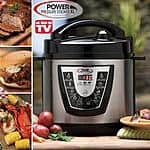 Power Pressure Cooker XL $90 Shipped
